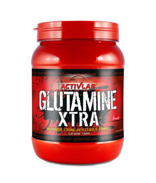 Activlab Glutamin Xtra / 450gr