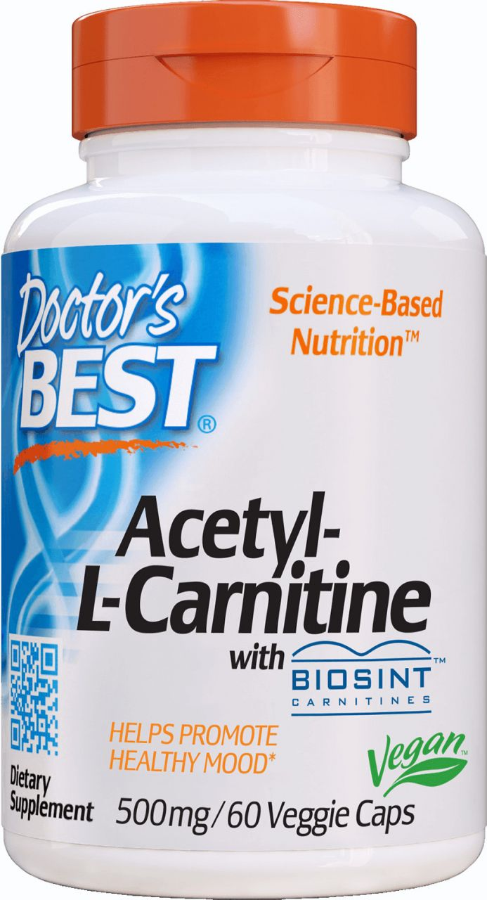 Best Acetyl-L-Carnitine 588mg / 60db