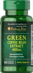 Zöld kávé kivonat 400 mg / 60db