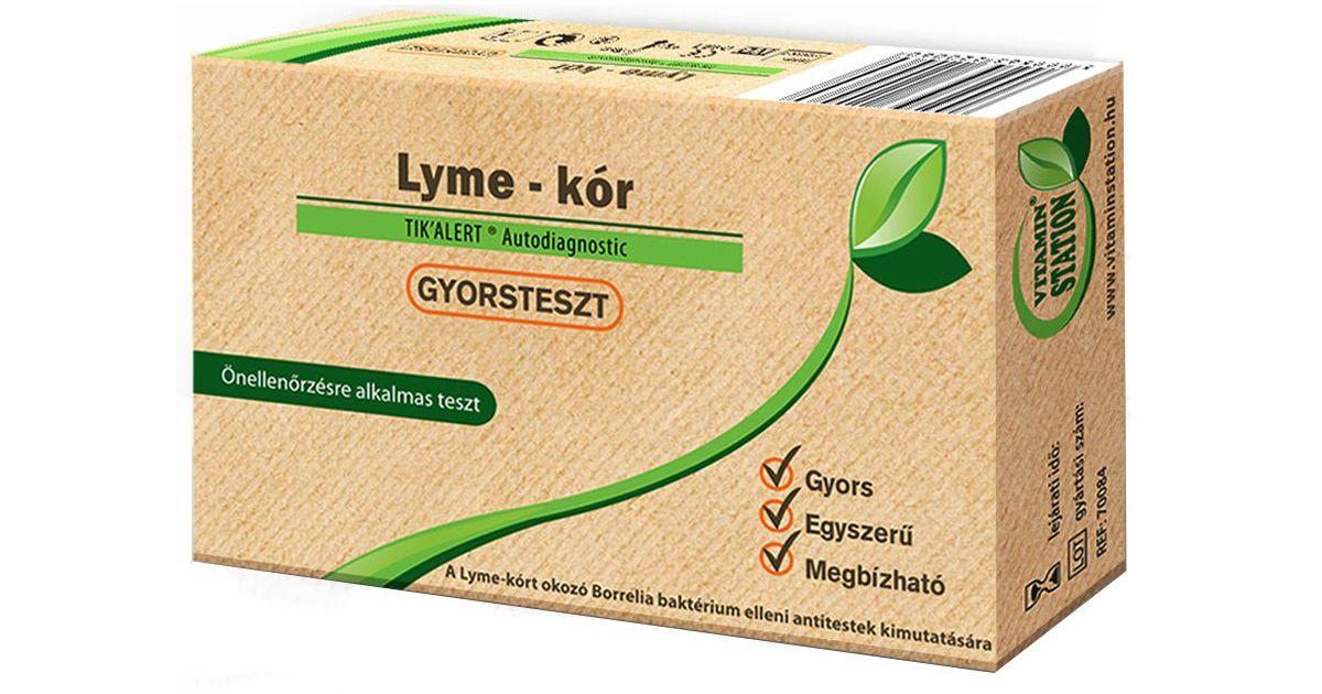 Lyme-kór szűrés - Istenhegyi Géndiagnosztika