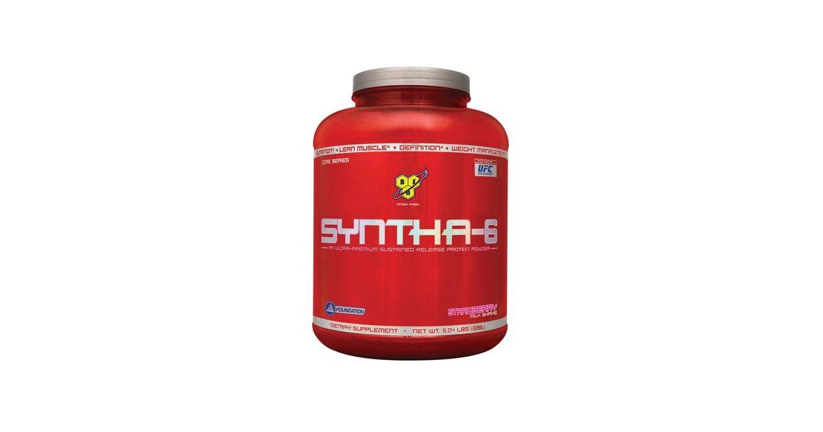 syntha 6 izolátum fogyás