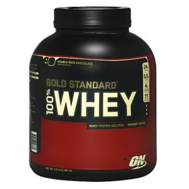 100% Whey Gold Standard / 2,27kg