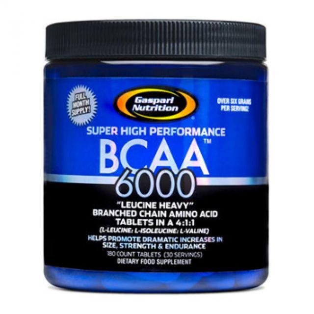 BCAA 6000 / 180db