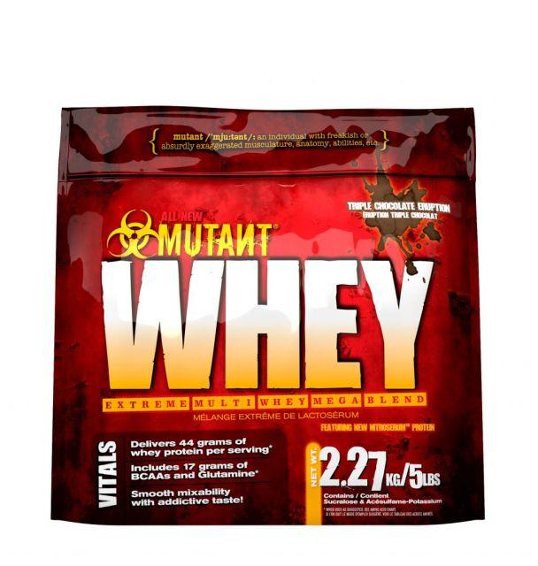 Mutant Whey / 2,27kg