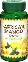 Afrikai mangó kivonat-zöldtea kivonattal / 60db