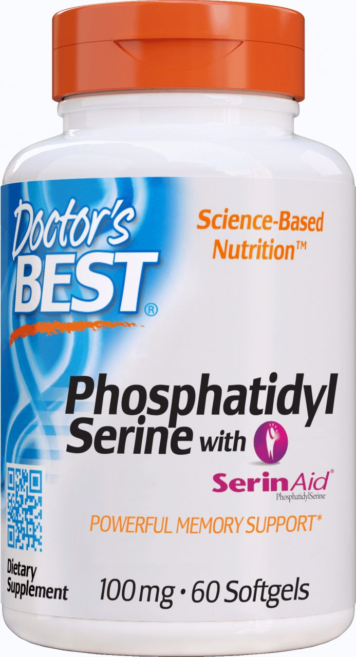 Best Phosphatidyl Serine 100mg / 60db