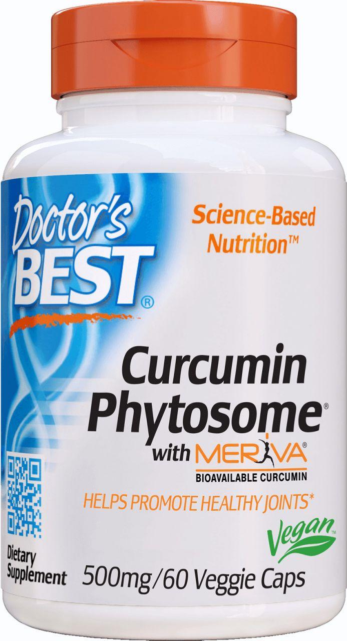 Kurkumin Phytosome Meriva® (500mg) / 60db
