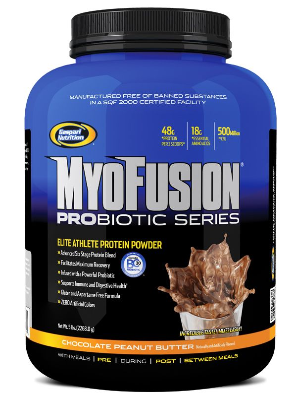 Myofusion Probiotic Series / 2,27kg