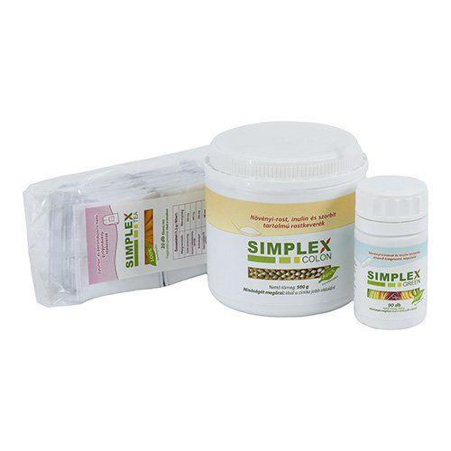 Simplex Vital méregtelenítő program