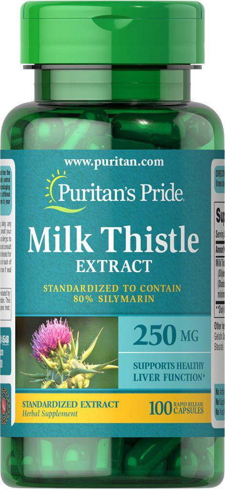 Milk Thistle 250mg kivonat