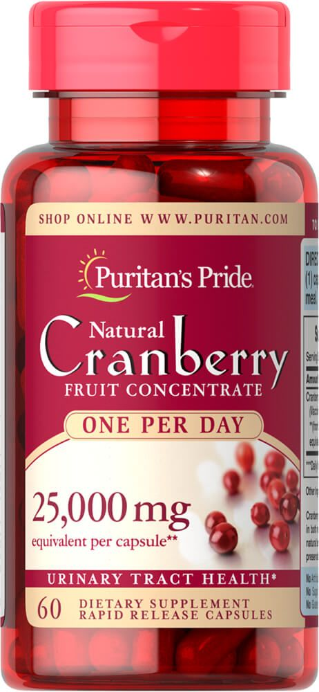One A Day Cranberry / 60db