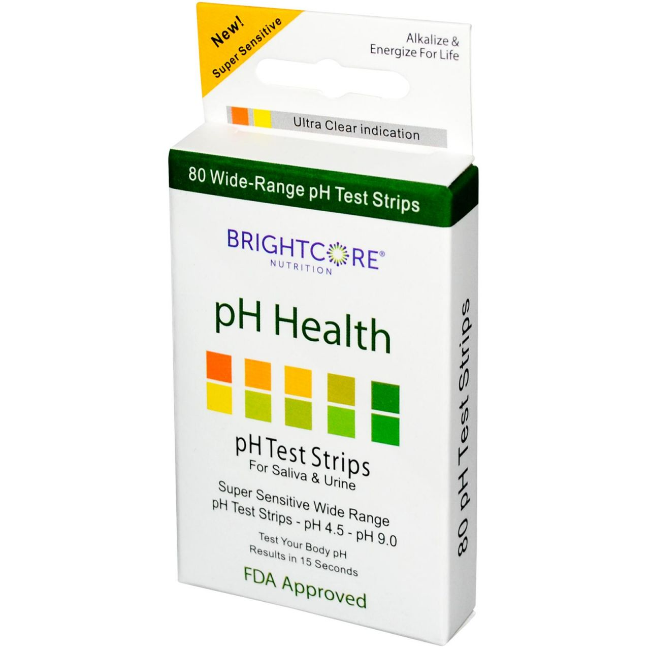Sweet Wheat pH teszter / 80db