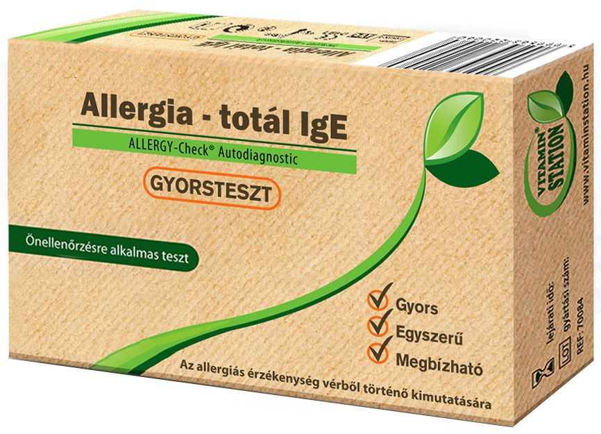 Allergia teszt