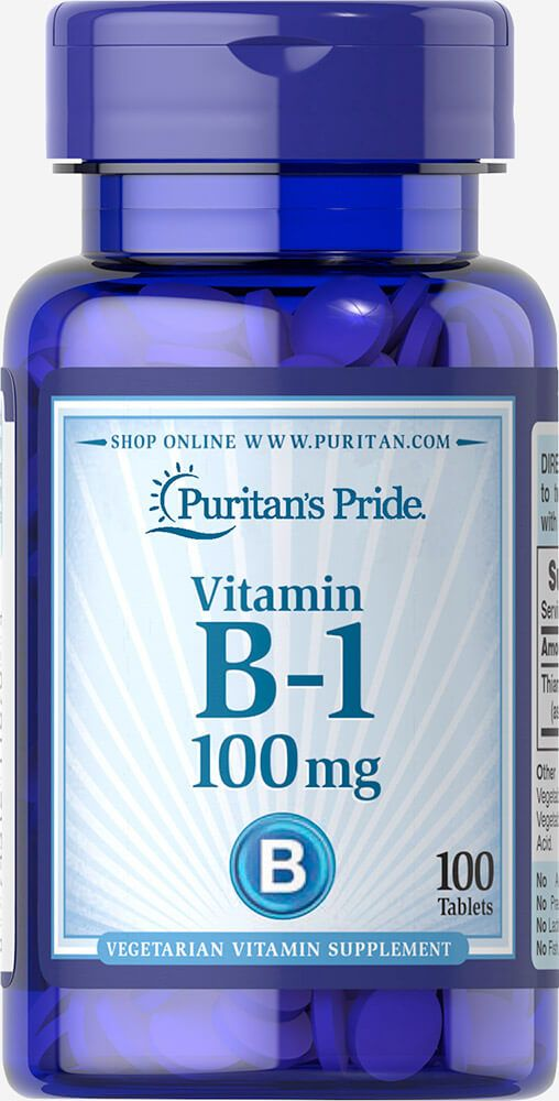 B-1 vitamin 100mg / 100db