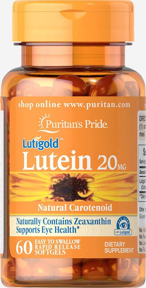 Lutein 20mg / 60db