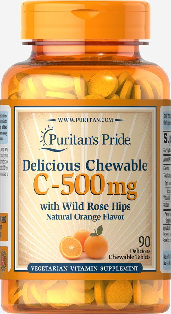 Rágható C-500 mg / 90db