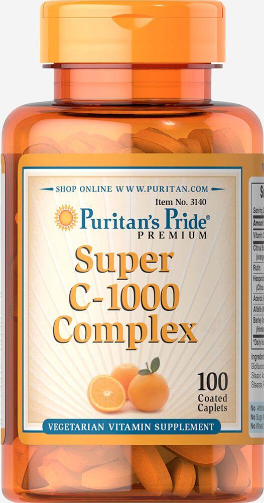 SUPER C®-1000 komplex / 100db