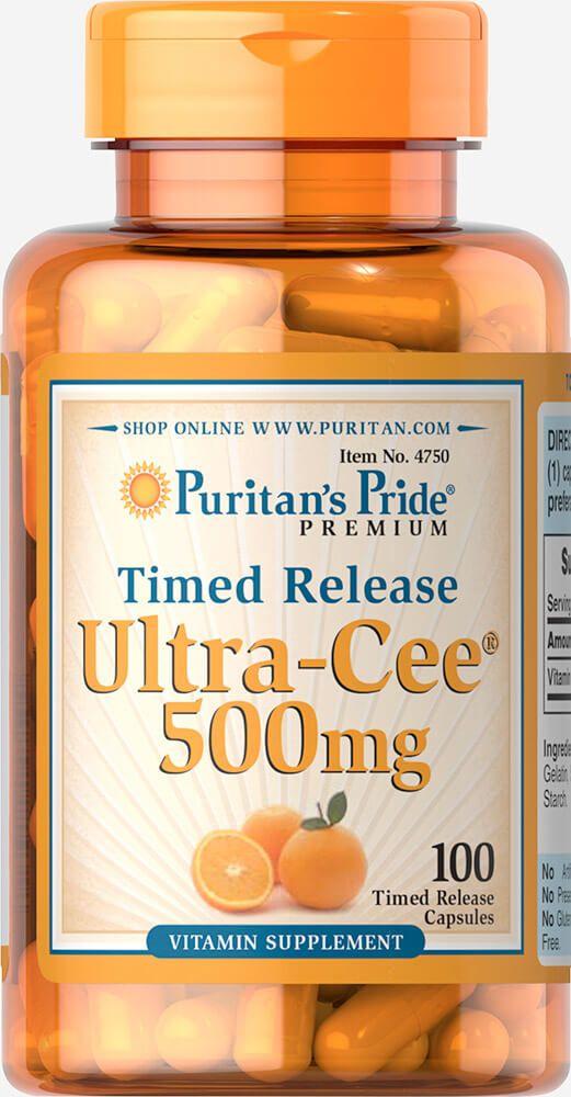 ULTRA CEE ® 500 mg / 100db