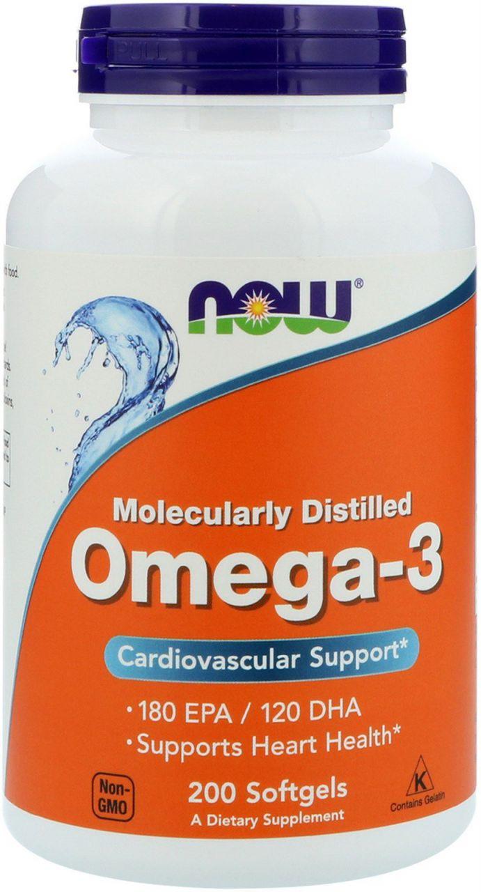 Omega 3 1000mg / 200db