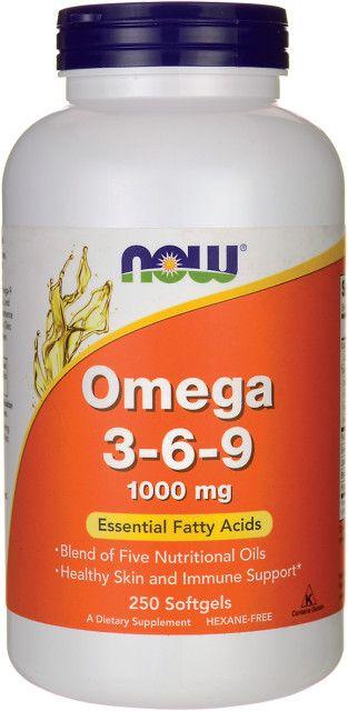 Omega 3-6-9 1000mg / 250db