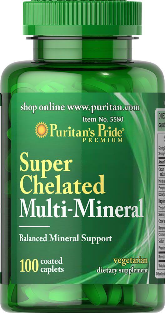 Multi Mega minerals / 100 db