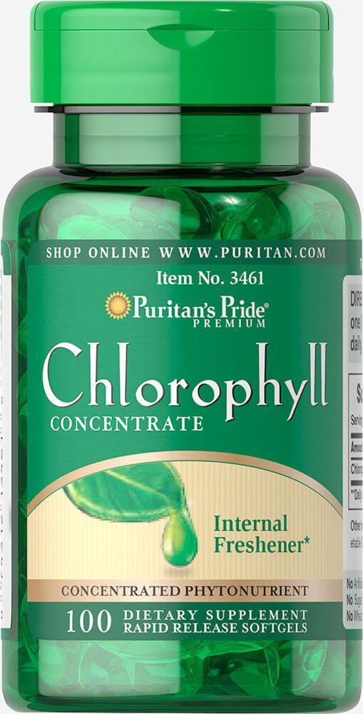 Klorofill 50mg / 100db