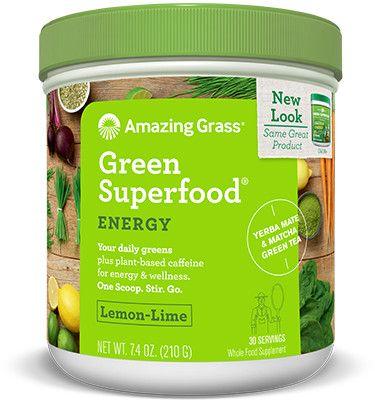 Green Superfood Energy / 210g