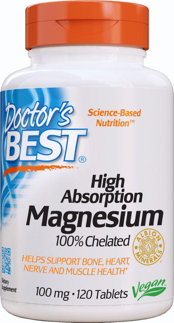 Best High Absorption Magnézium