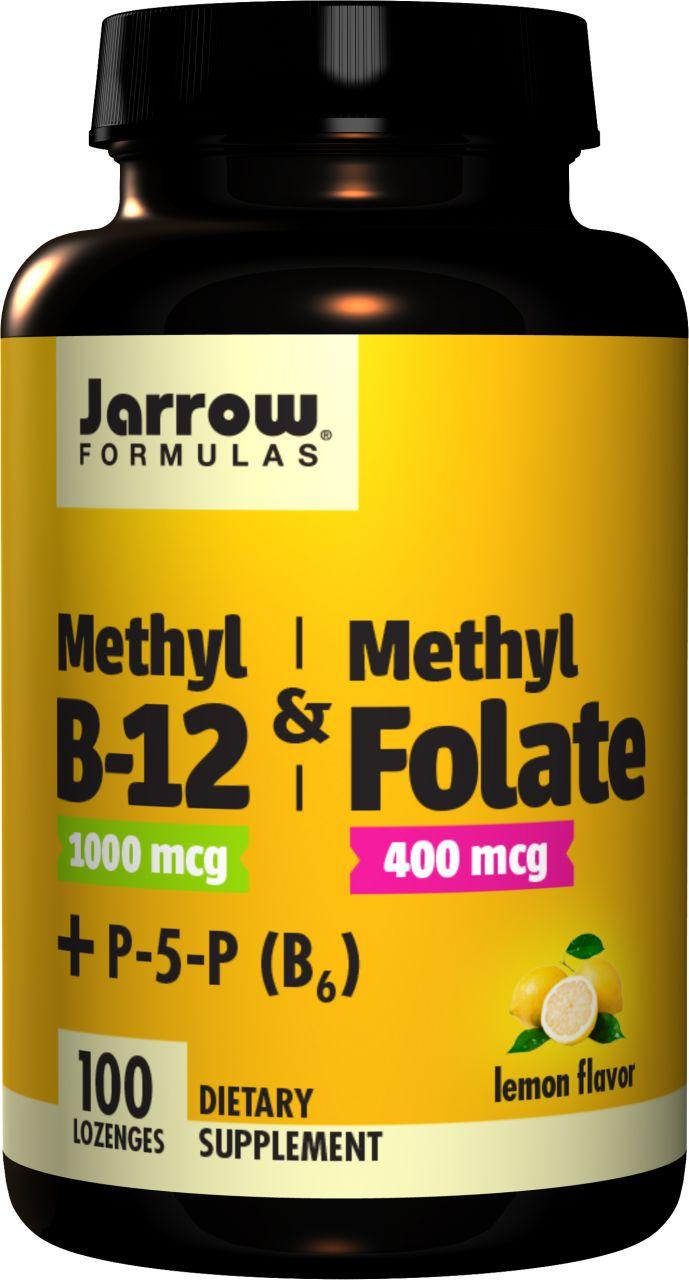 Jarrow FORMULAS MetilB-12&Metilfolát