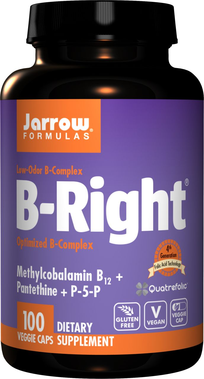 Jarrow FORMULAS B-Right® / 100VC