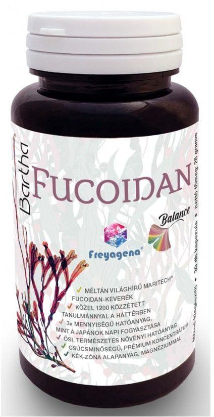 Balance Freyagena Fucoidan Bartha / 30cap