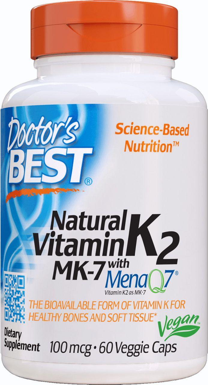 Természetes K-2 vitamin / 60db