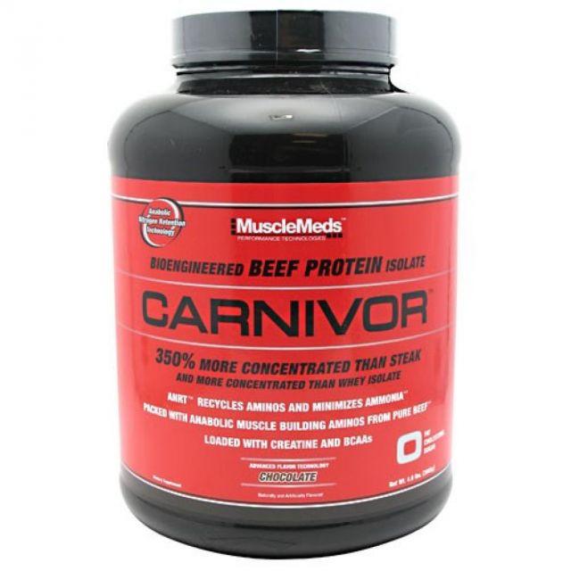 Musclemeds Carnivor / 2,08kg