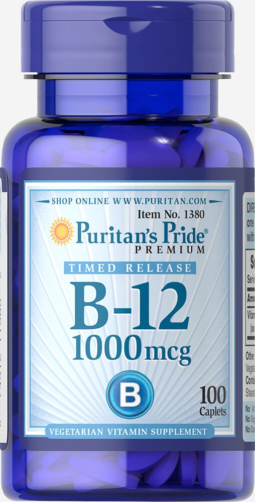 B-12 (Ener-B®) 1000 mcg / 100db