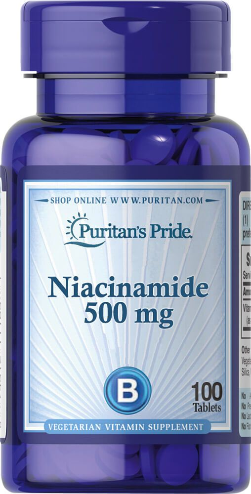 Niacinamid 500mg / 100db