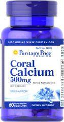 Korall kalcium 500mg